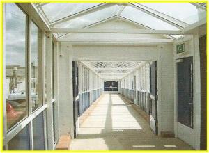 gallery/covered walkway